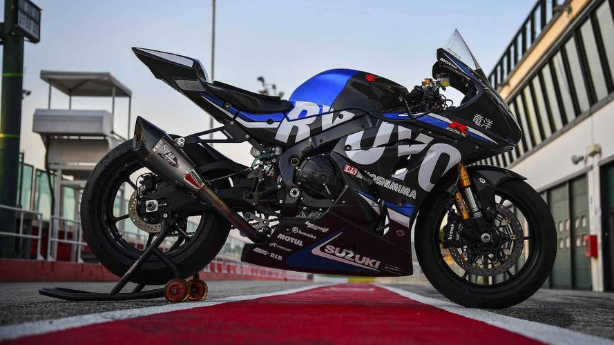 More Power! The Suzuki GSX-R1000R Gets Ryuyo Madness Treatment