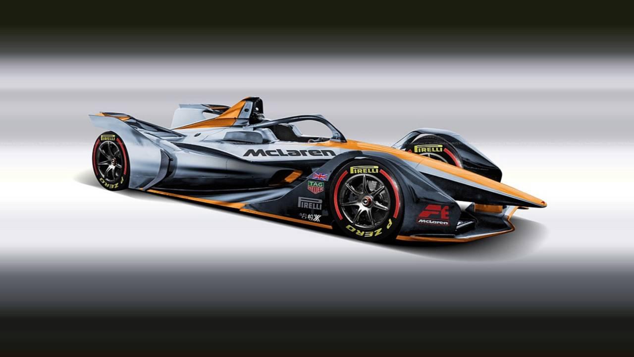 McLaren Formula E