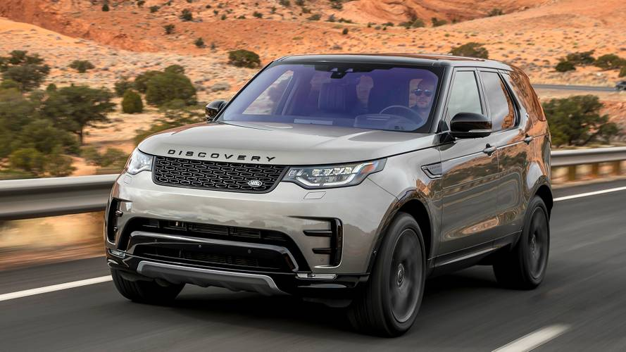 Land Rover Discovery Modelljahr 2019