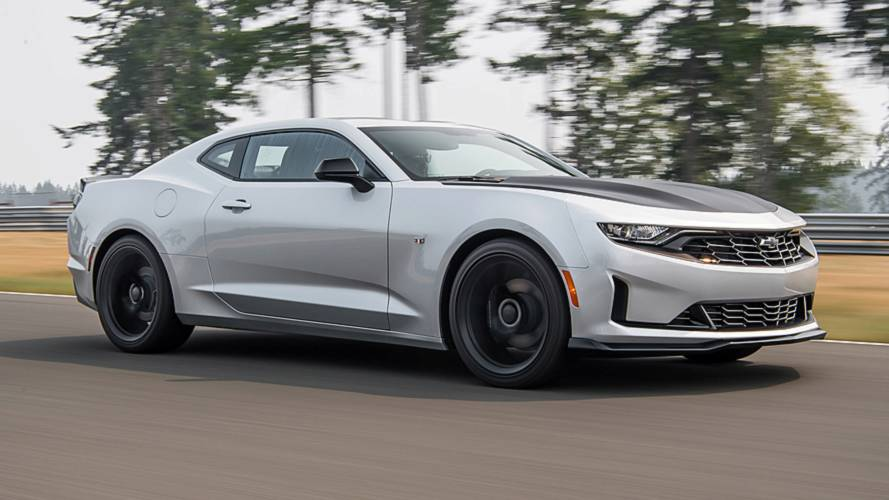 2019 Chevrolet Camaro Turbo 1LE First Drive: Hot Hatch Hunter