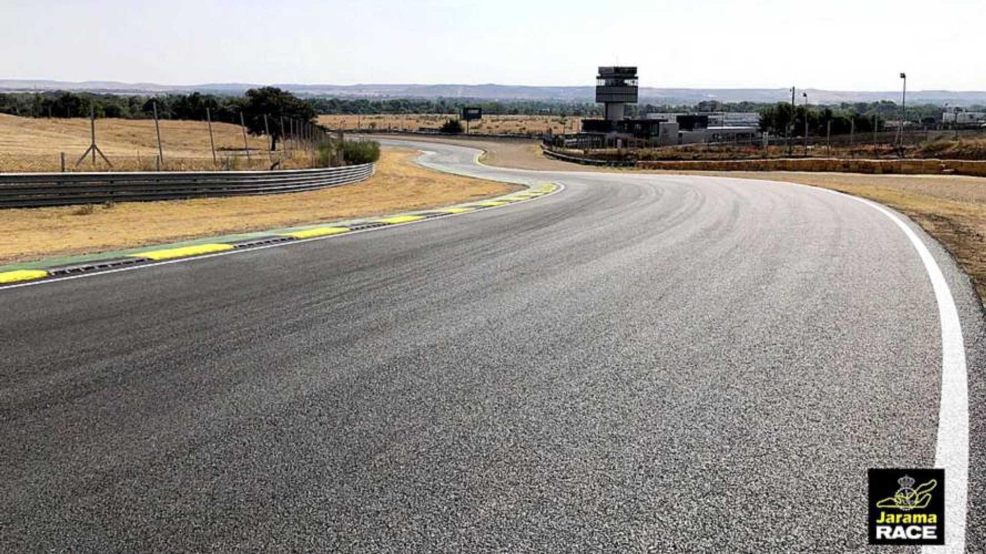 Circuito Del Jarama : Tres fases en las obras del circuito de jarama hasta motor