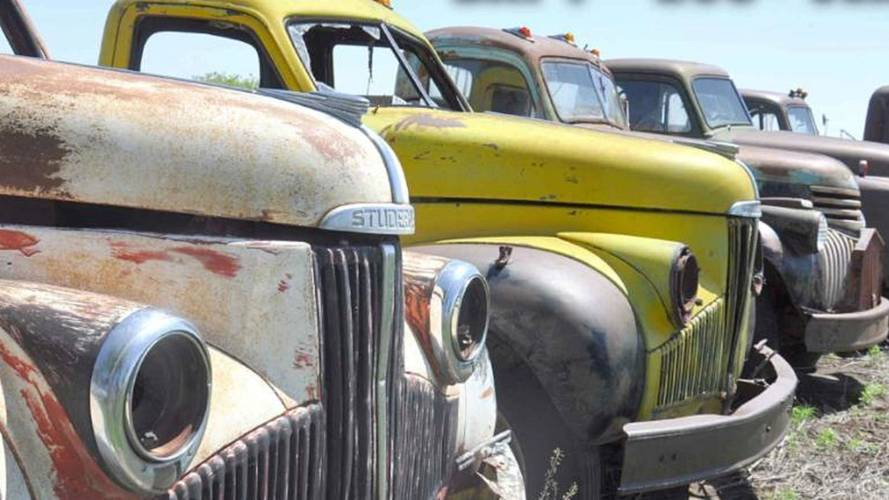 Mammoth 400-Strong Private Car Collection For Sale In Kansas