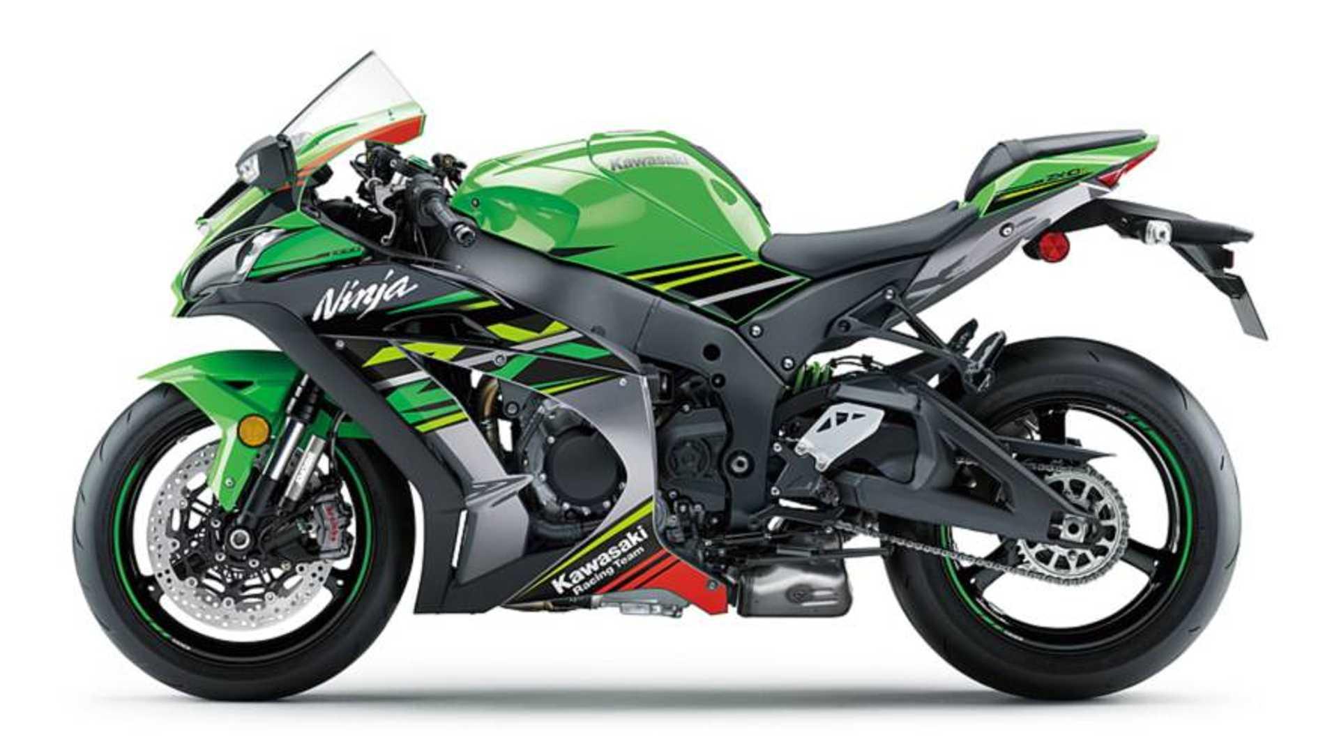 Kawasaki Ninja Zx 10r Se 2020 Estreia No Brasil Por R 95 990