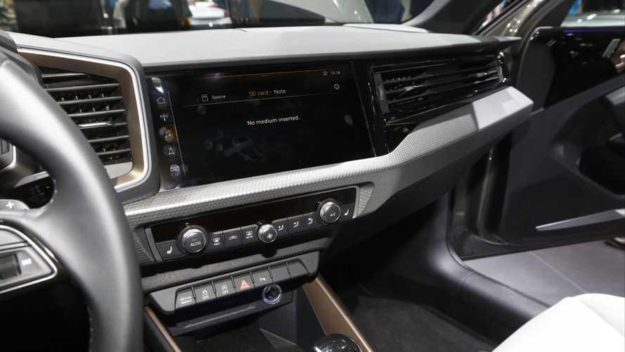 Audi A1 2019 - Salão de Paris 2018