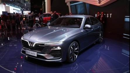 VinFast Sedan, SUV Debut In Paris With Italian Style, Big Plans