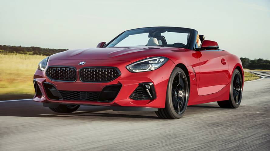 Blame the shrinking sports car market for BMW Z4's lack of manual