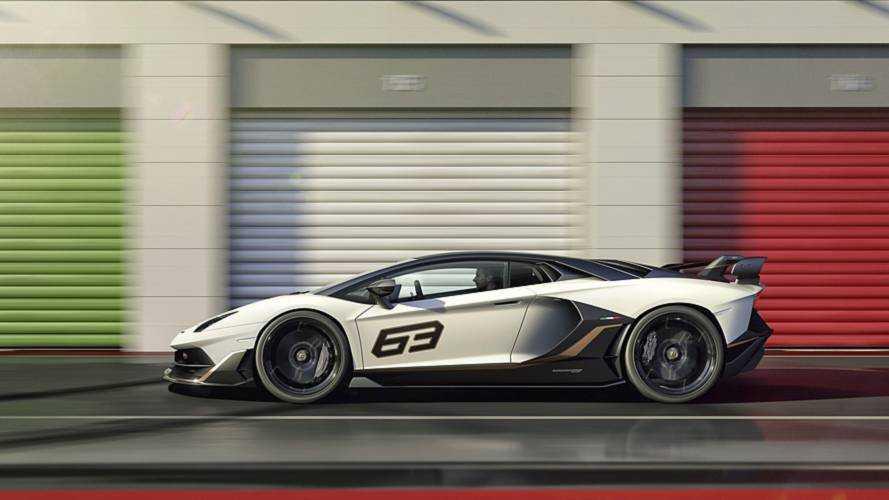 La Lamborghini Aventador SVJ Roadster arrive !