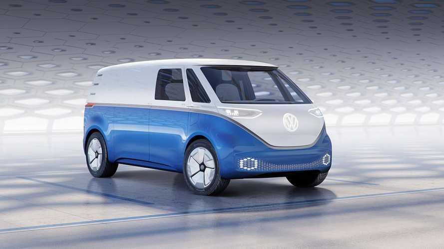 Volkswagen I.D. BUZZ CARGO é a Kombi elétrica para trabalho