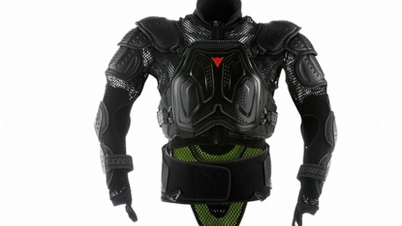 Dainese Jacket Wave Pro: can you get any safer?