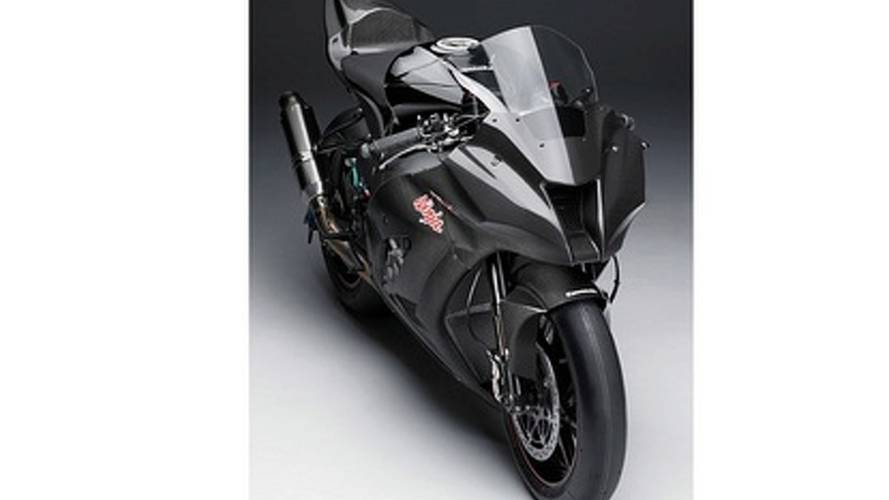 2011 Kawasaki ZX-10R racer photo released