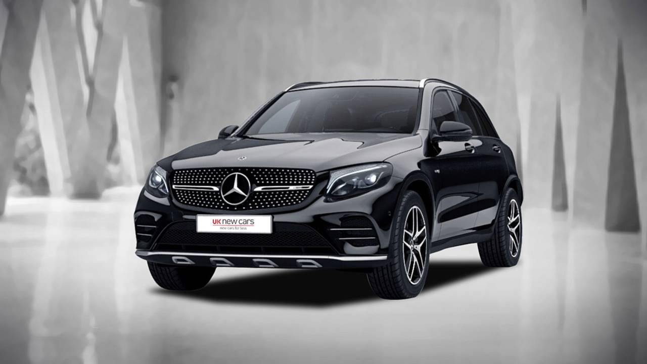 UKNC Mercedes-Benz GLC 220d