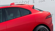 Jaguar I-Pace SVR render