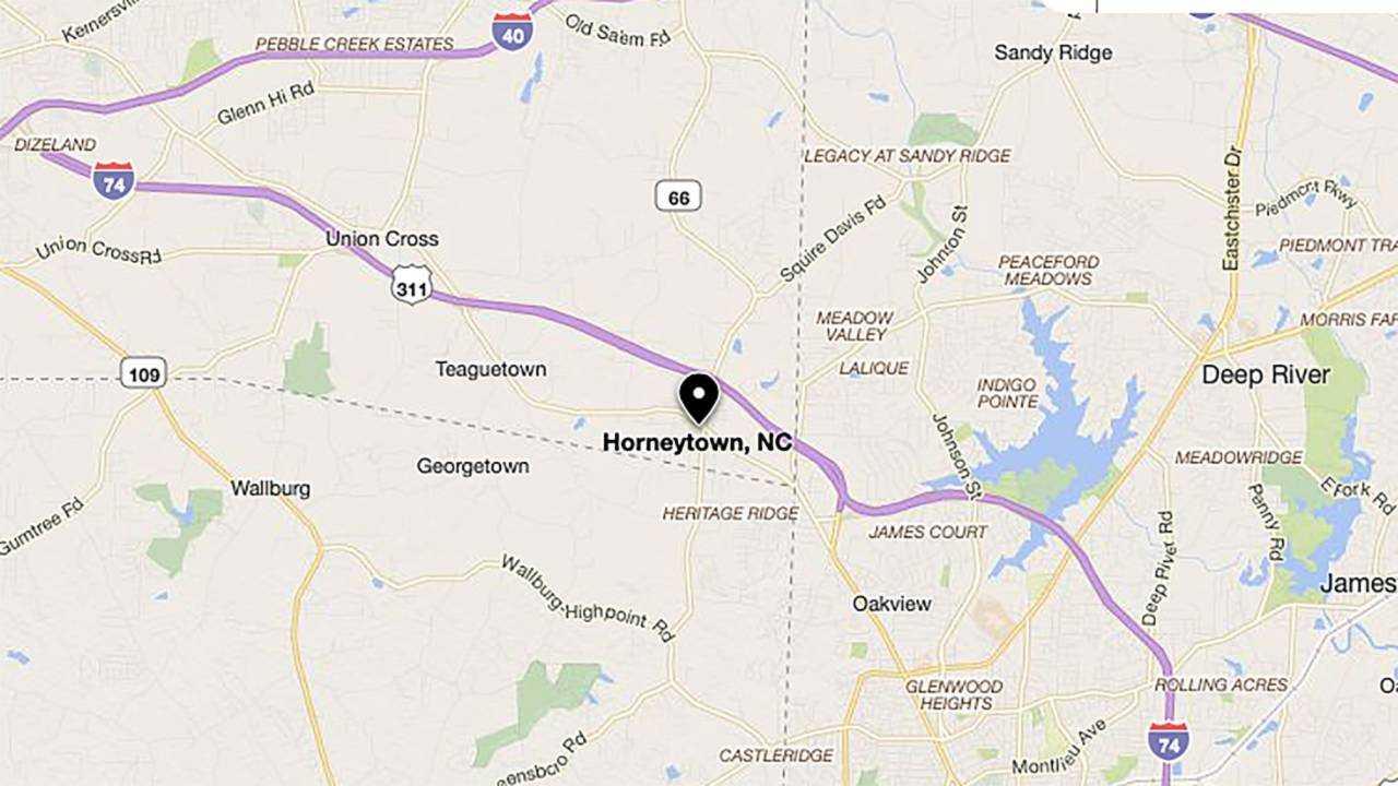 Horneytown, North Carolina