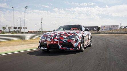 Toyota Supra может получить механическую коробку передач