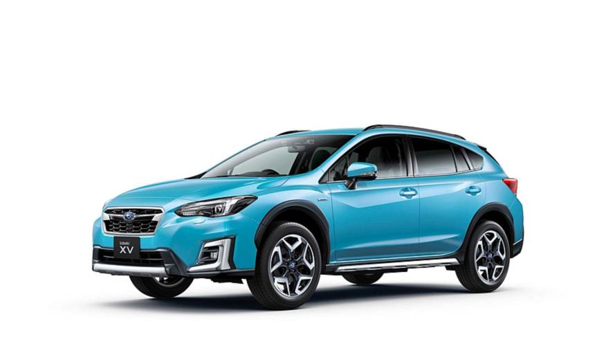 Subaru XV yeni donanımlarına kavuştu