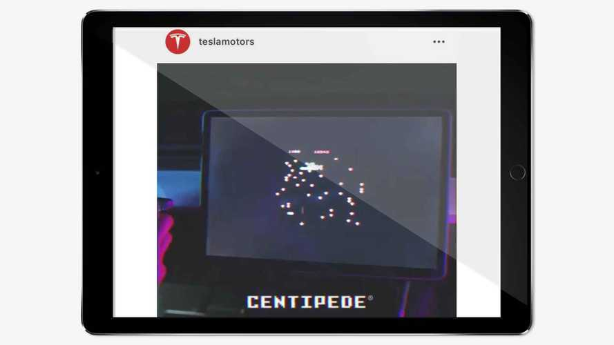 Tesla, col nuovo software arrivano i videogiochi Atari