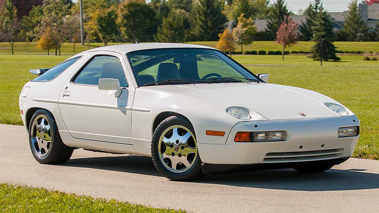 1991 Porsche 928 GT – current bid at $25,000