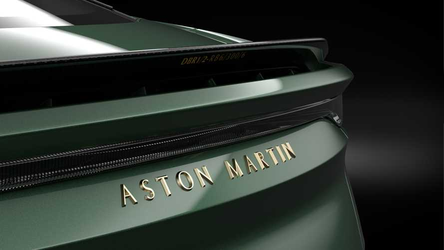 Aston Martin is working on a new six-cylinder hybrid engine