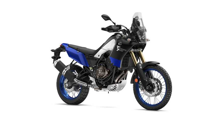 Yamaha Announces All New Ténéré 700 ADV Machine for 2020