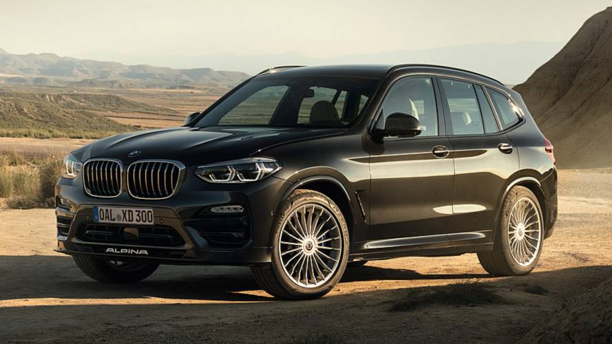 New Alpina XD3 with 329 bhp to arrive in Britain next year