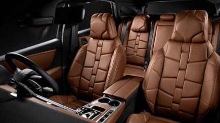 Massage seats could solve January blues, car maker claims