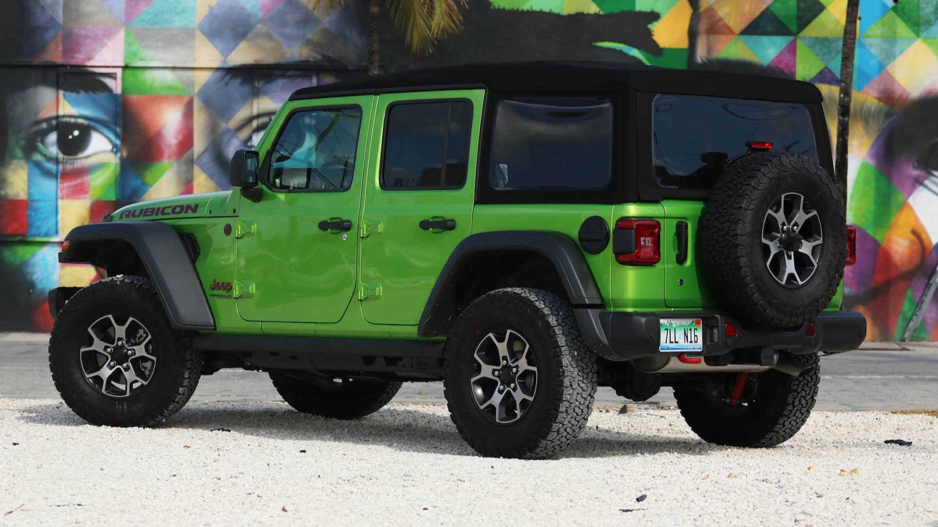 Death Wobble Jeep >> Jeep Has Found Fix For Alleged Death Wobble In Wranglers