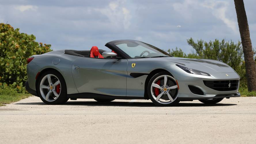 Win A Ferrari Portofino, Taxes Paid For, Plus $20,000 In The Trunk
