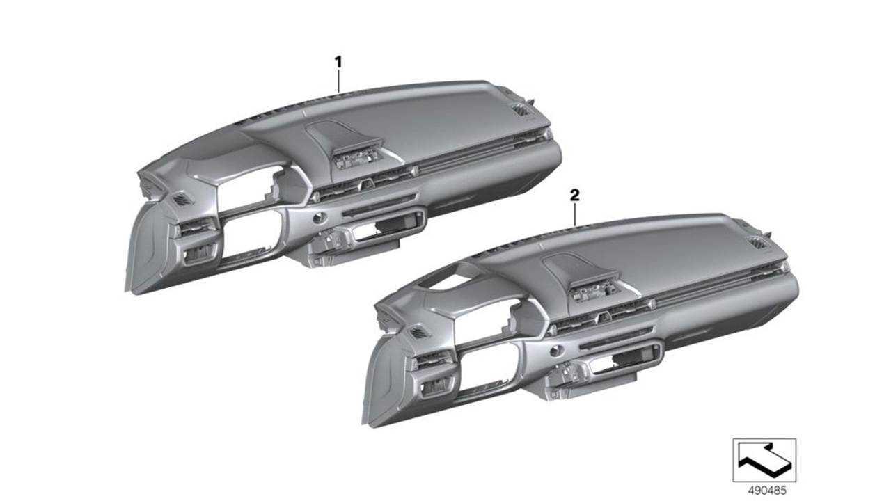 Toyota Supra Parts Guide Leak