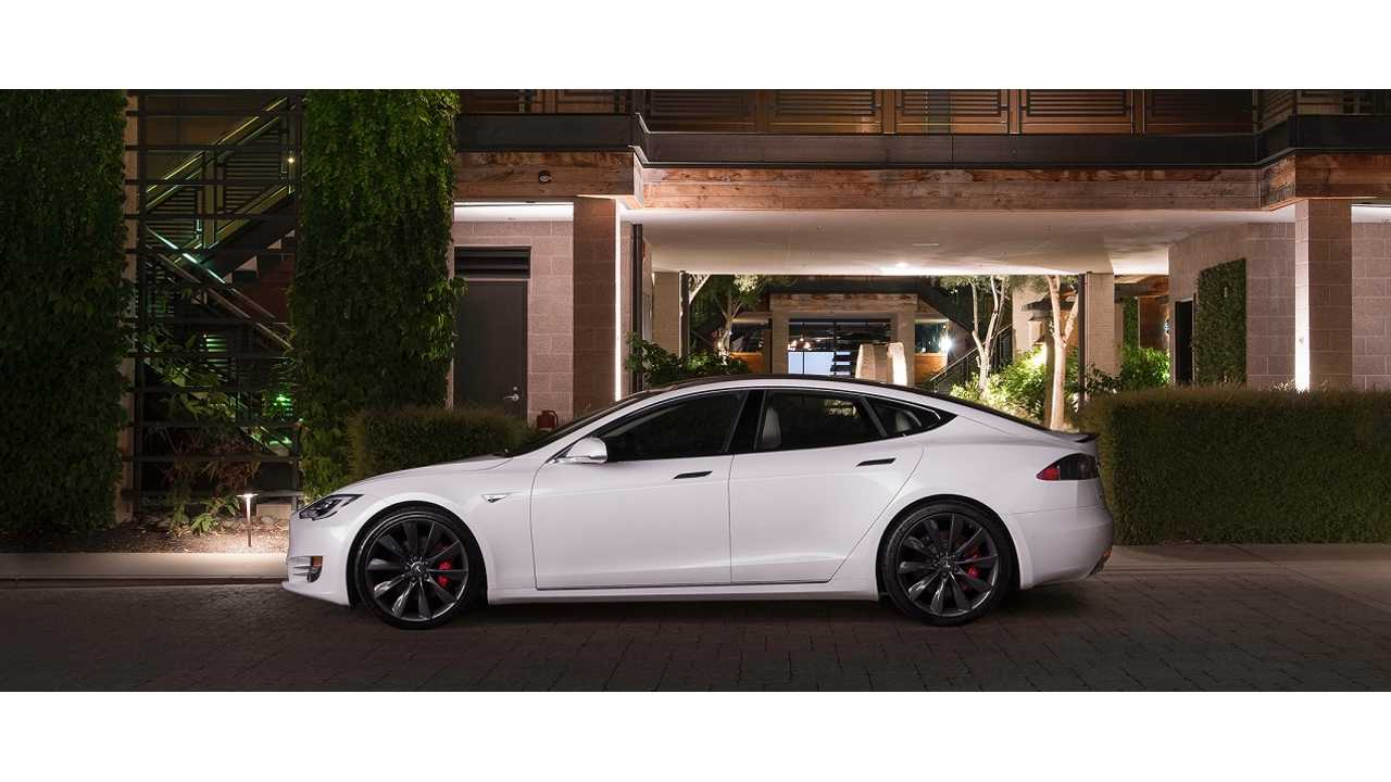 Tesla Model S Is America's Most-Loved Car Once Again For 2016