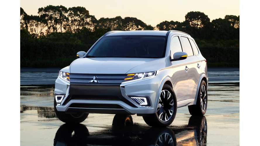 Mitsubishi Says Electric Cars Are Key To Its Profits, Success
