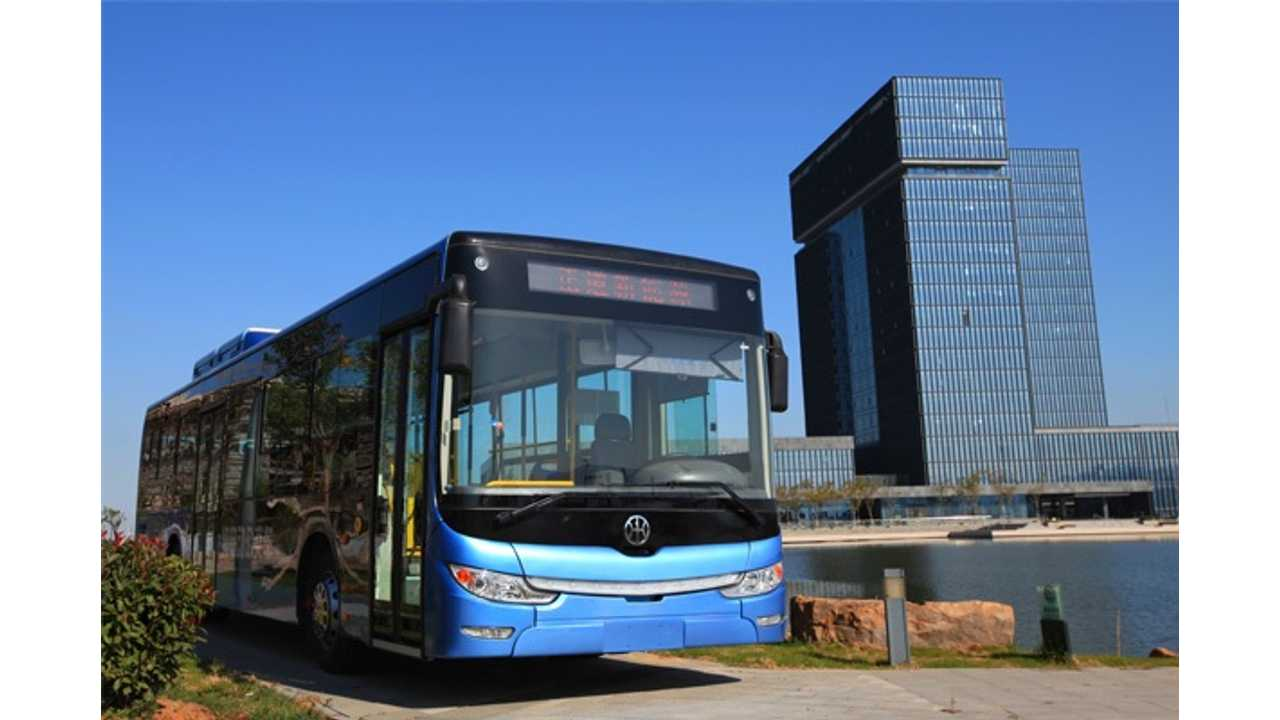 XALT Energy To Sell LTO Batteries For EV Buses To HK Group In China