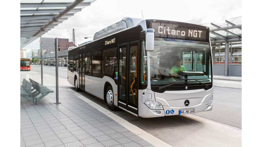 Daimler To Launch Electric Bus In 2018
