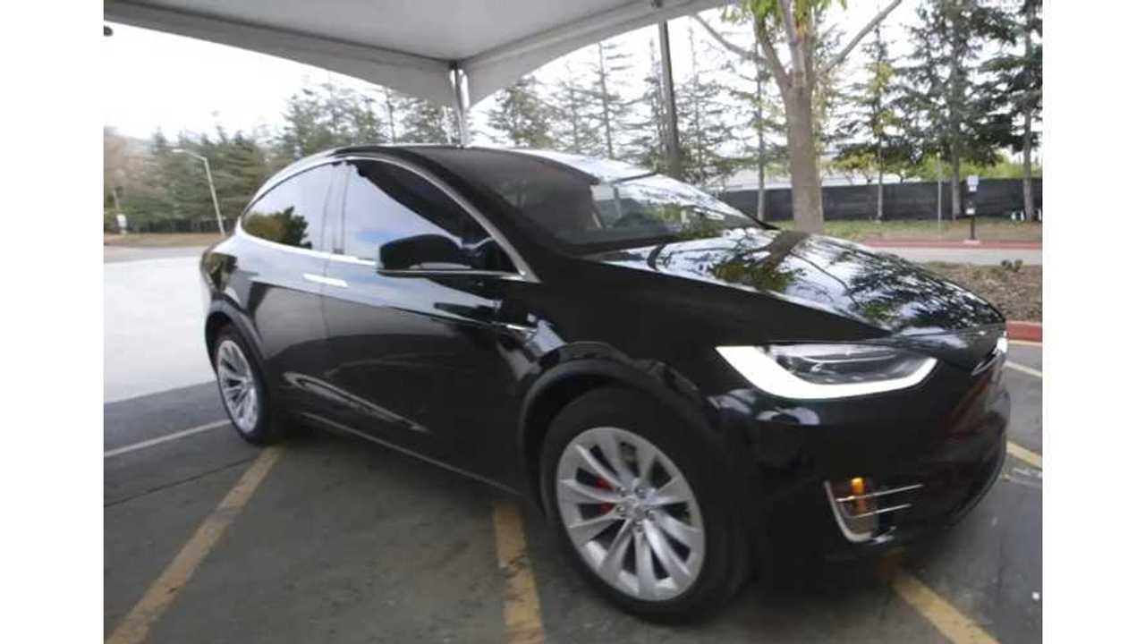 Tesla Model X Ties For Best Luxury SUV To Buy In 2016 According To Bloomberg
