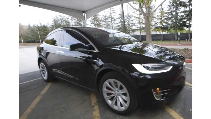 Tesla Model X Ties For Best Luxury SUV To Buy In 2016 According To Bloomberg