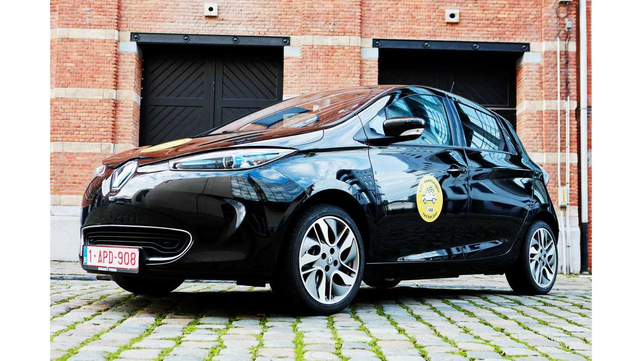 Renault ZOE R240 Announced As VAB Family Car of the Year 2016 (EV Category)