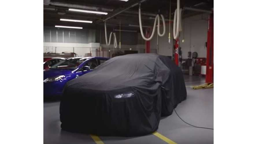 Ford Releases Teaser Video For Mystery Plug-In At 2016 NAIAS