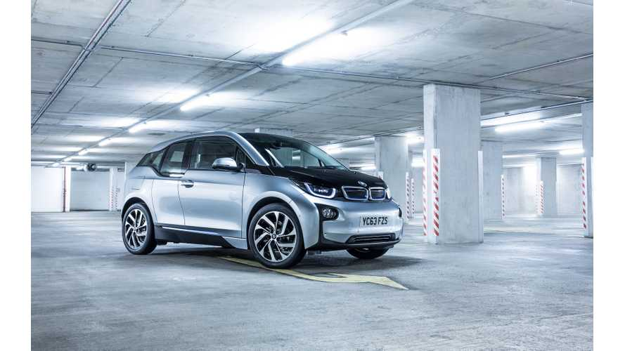 BMW i3 Depreciation Check