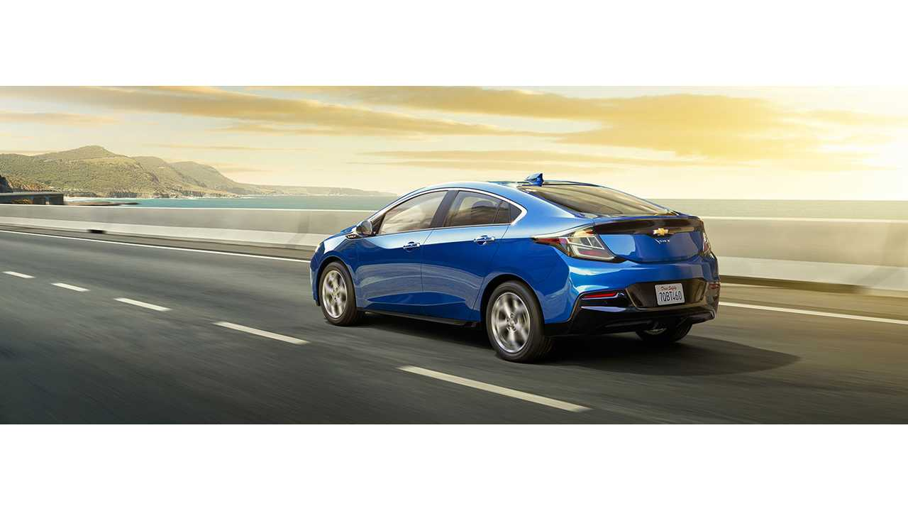Chevrolet Volt Sales Find A Level In 2016, Will Pass 100K Total Sold For US In July