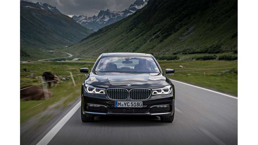 BMW Introduces Plug-In 740e, 740Le And 740Le xDrive - Specs
