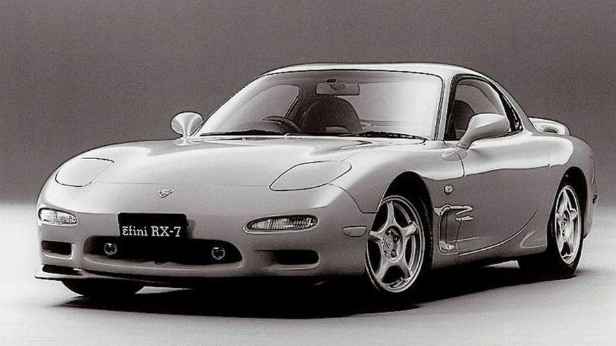3rd generation Mazda RX7 1991