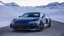 2019 Audi R8 V10 Performance in the Alps