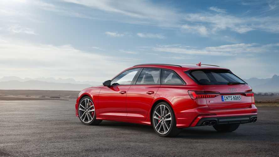 Audi S6 y S6 Avant 2019: altas prestaciones, con motor TDI
