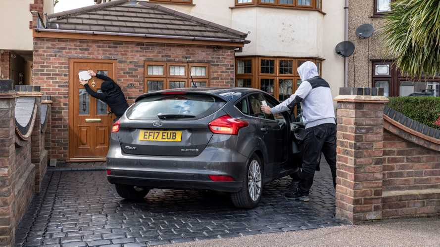 Keyless car theft hit an all-time high in 2019, tracking firm says
