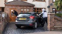 Ford lança chave presencial anti-furto