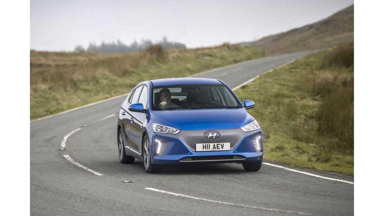 Here's What Happens When You Drain The Hyundai IONIQ Battery - Video