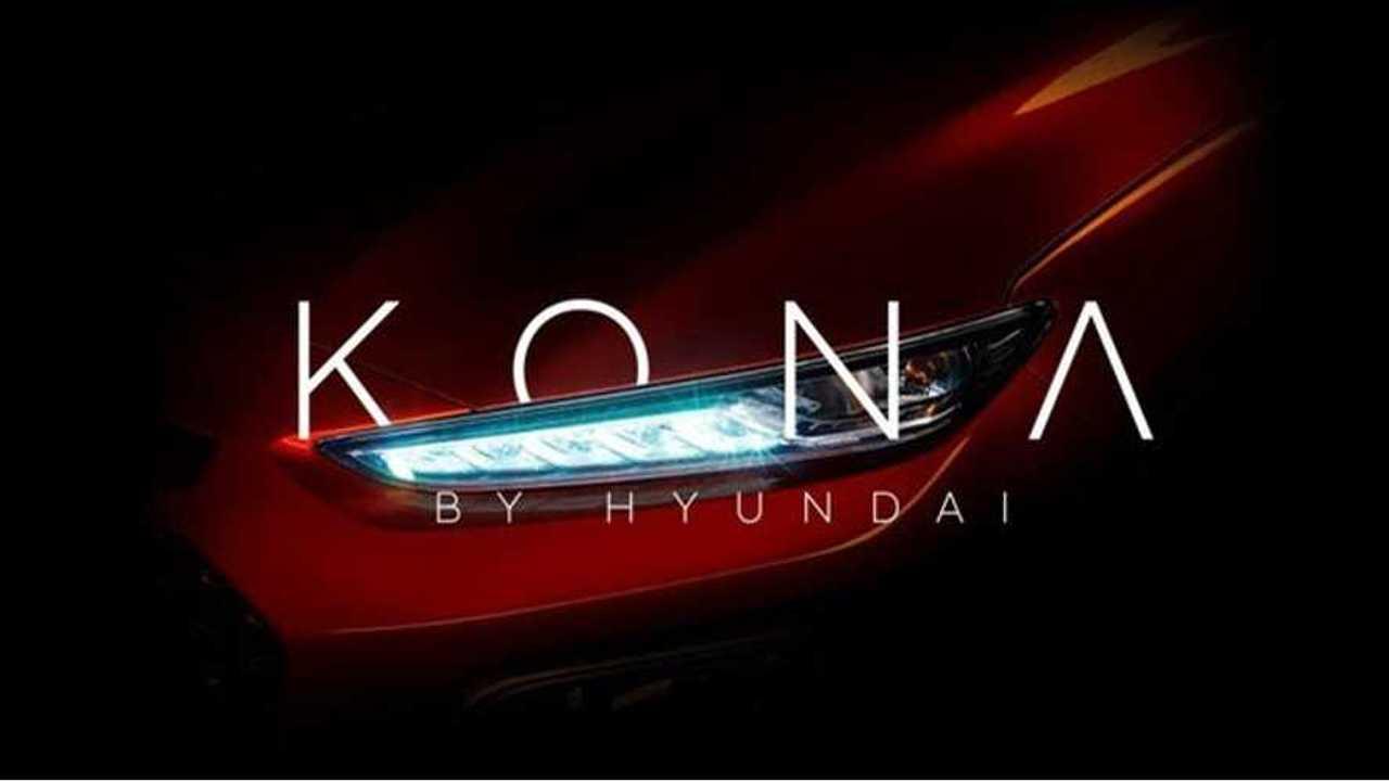 Upcoming Hyundai Kona Electric SUV With 50 kWh+ Battery, 220 Mile Range