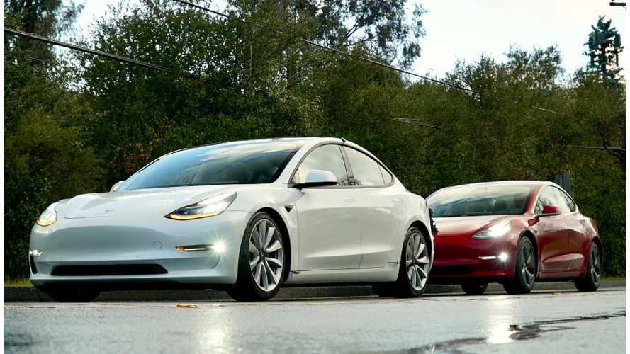 Tesla Model 3 Final Reveal Set For June 2?