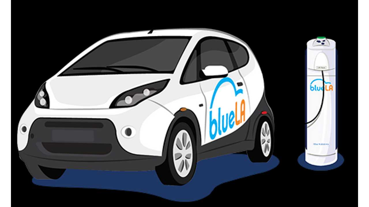 City of Los Angeles Kicks Off EV Sharing Program For Low-Income Families