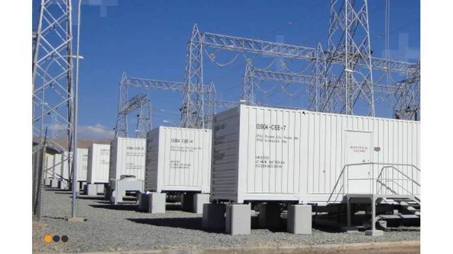 Wanxiang And NEC Form Joint Venture For Grid Energy Storage In China
