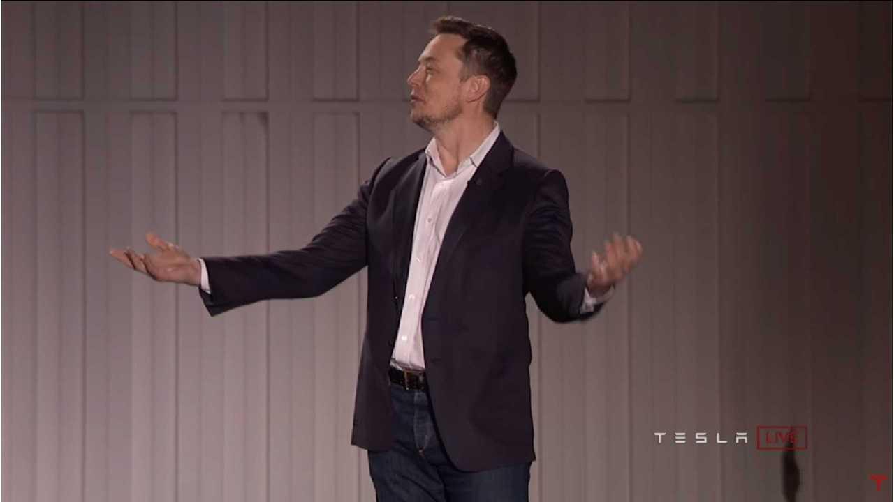 Elon Musk Buys $20 Million In Additional TSLA Stock
